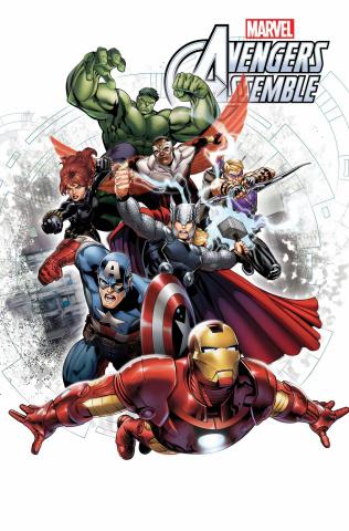 Marvel Universe: Avengers Assemble #2