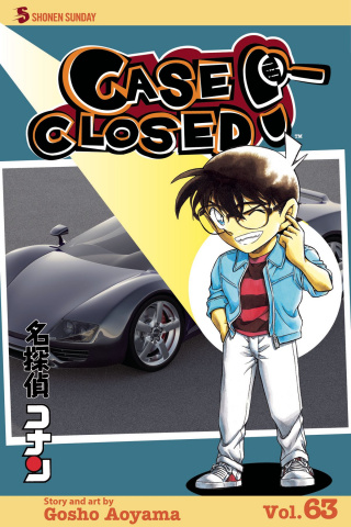 Case Closed Vol. 63
