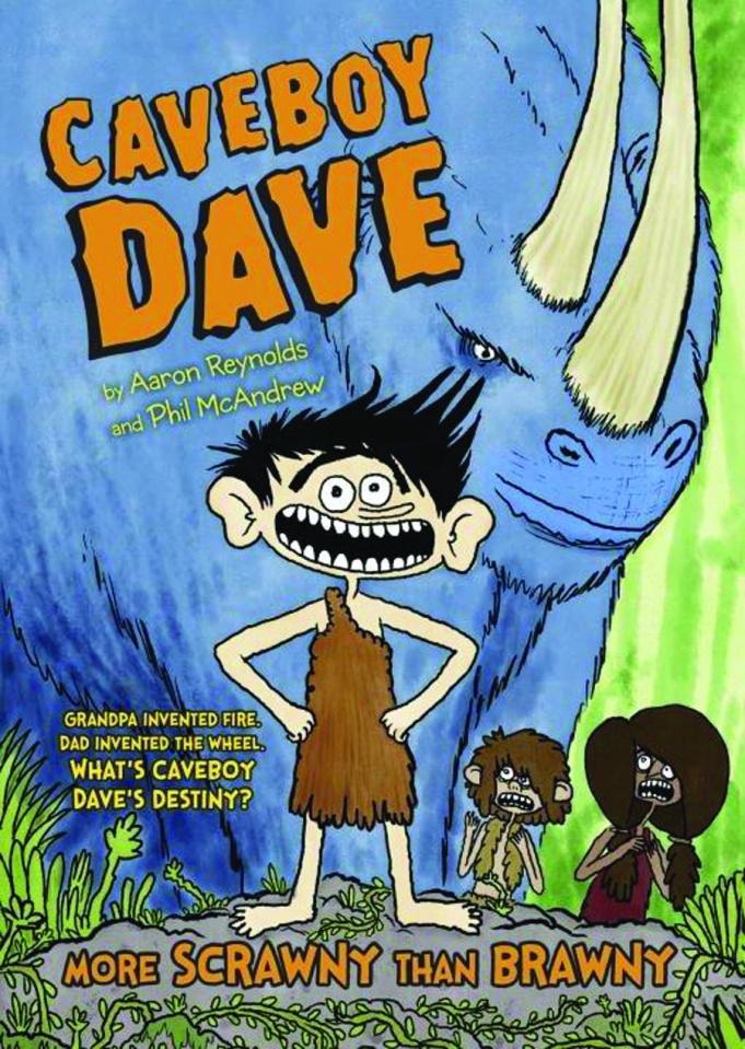 Caveboy Dave Vol. 1: More Scrawny Than Brawny