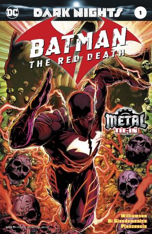 Batman: The Red Death #1 (Metal)