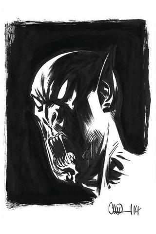 Vampire State Building #2 (Adlard Sketch Cover)
