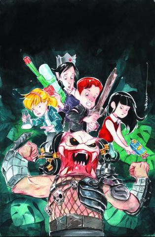 Archie vs. Predator #2 (Nguyen Cover)