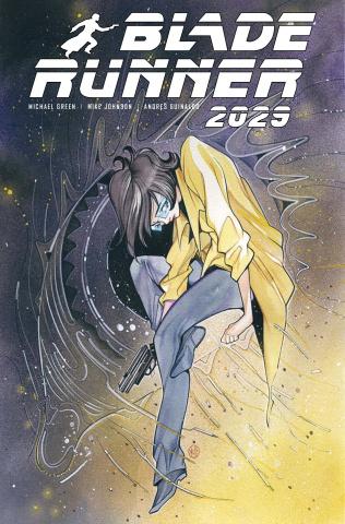 Blade Runner 2029 #4 (Momoko Cover)