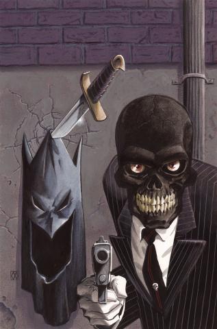 Batman: Arkham - Black Mask