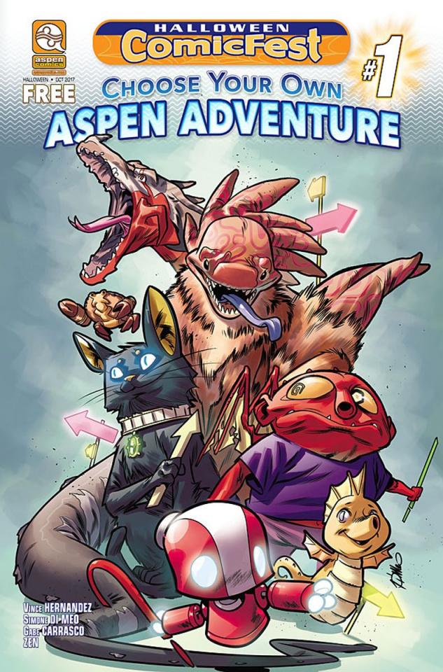 Choose Your Own Aspen Adventure (HCF 2017)