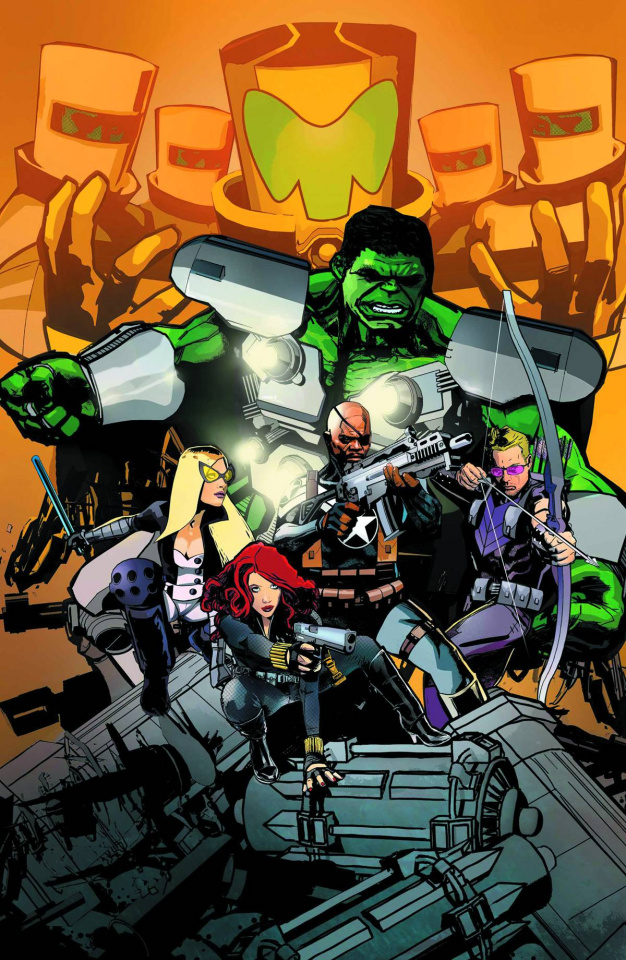 Secret Avengers #7