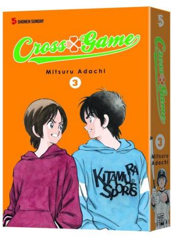 Cross Game Vol. 3