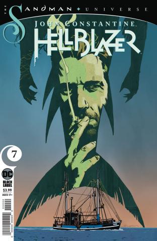 John Constantine: Hellblazer #7