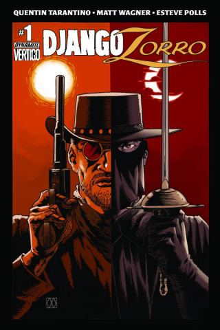 Django / Zorro #1 (Wagner Cover)