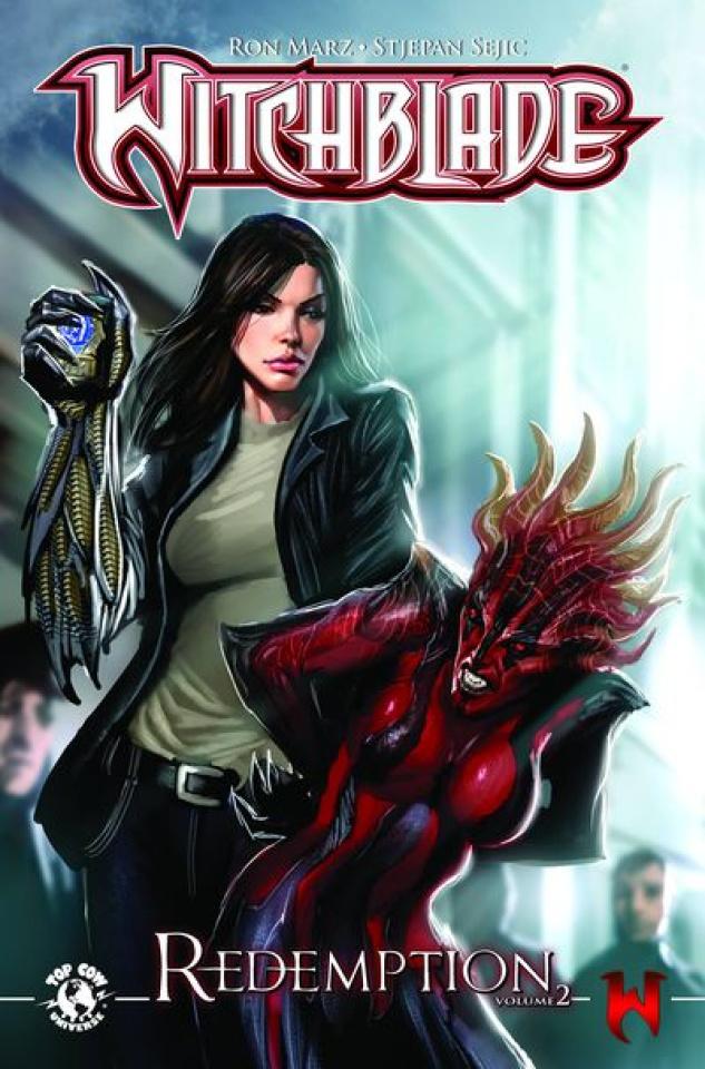 Witchblade: Redemption Vol. 2