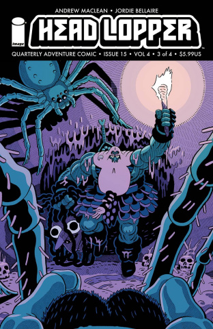 Head Lopper #15 (MacLean & Bellaire Cover)