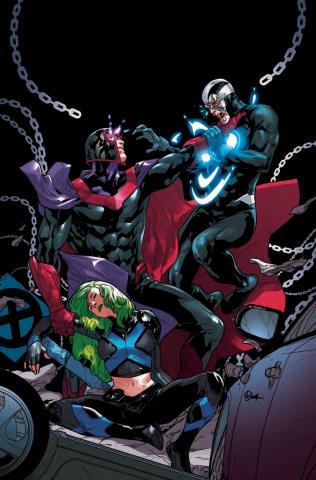 X-Men: Blue #28