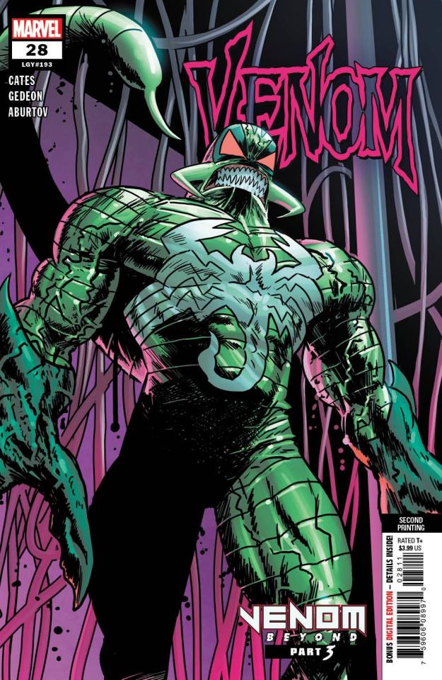 Venom #28 (Gedeon 2nd Printing)