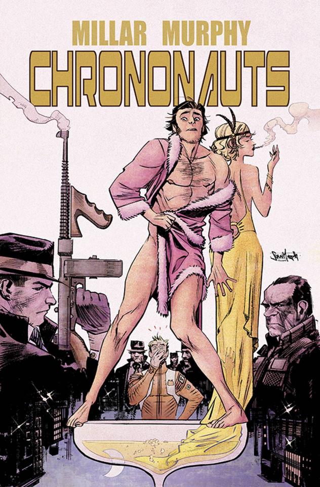 Chrononauts #3
