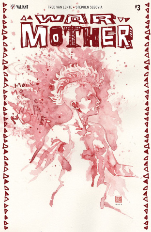 War Mother #3 (Mack Cover)