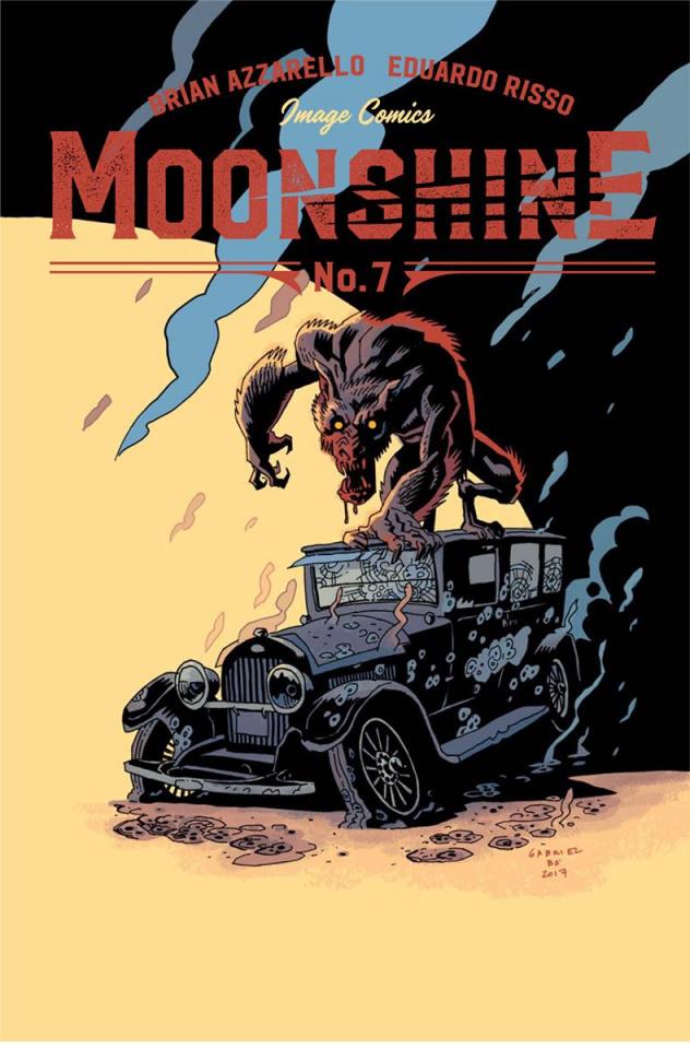 Moonshine #7 (Ba Cover)