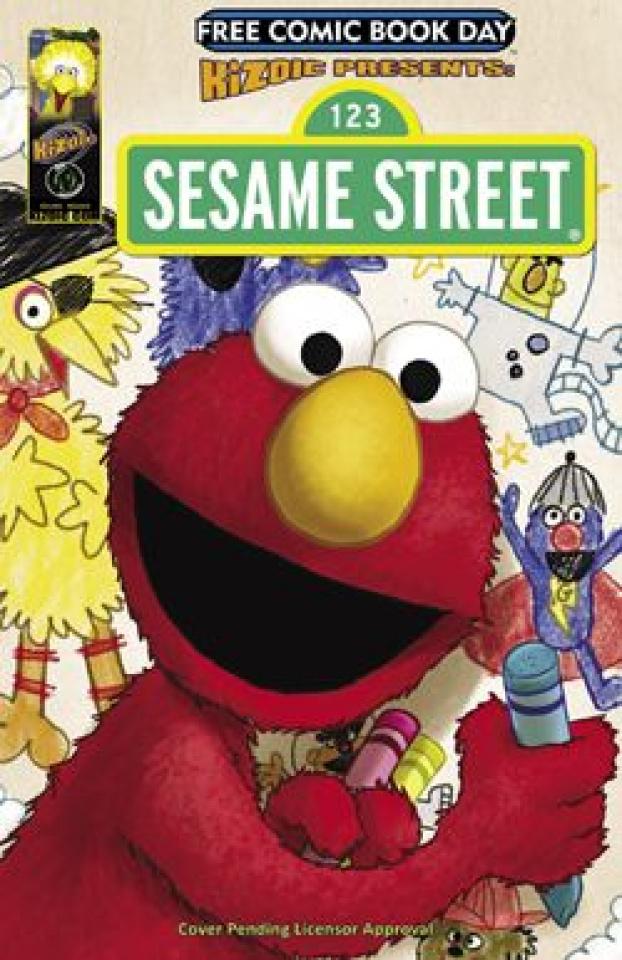 Sesame Street & Strawberry Shortcake