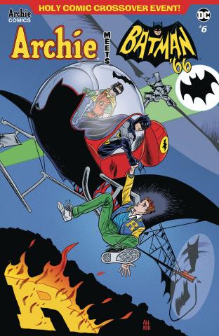 Archie Meets Batman '66 #6 (Allred Cover)