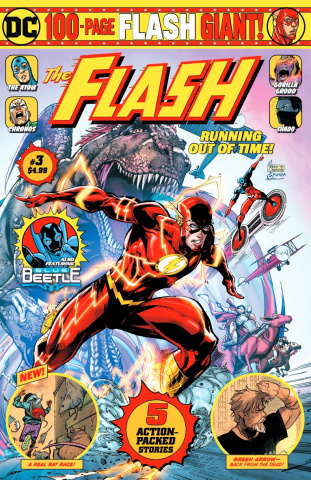 The Flash Giant #3
