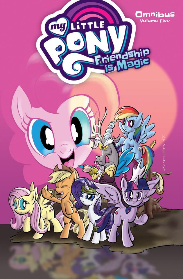 My Little Pony Vol. 5 (Omnibus)