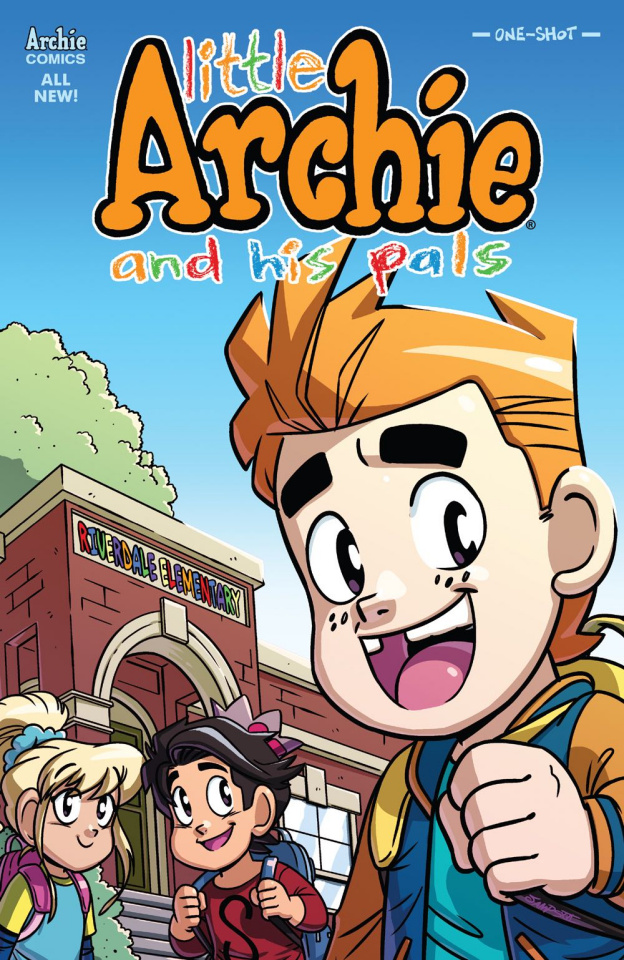 Little Archie and His Pals (Jampole Cover)