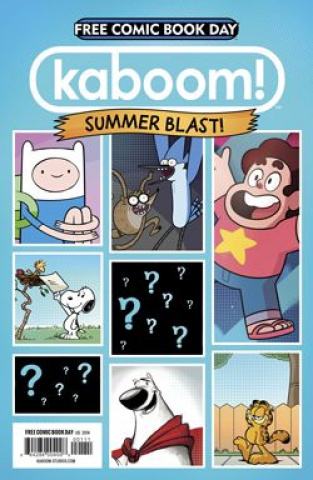 Kaboom! Summer Blast (Free Comic Book Day 2014)