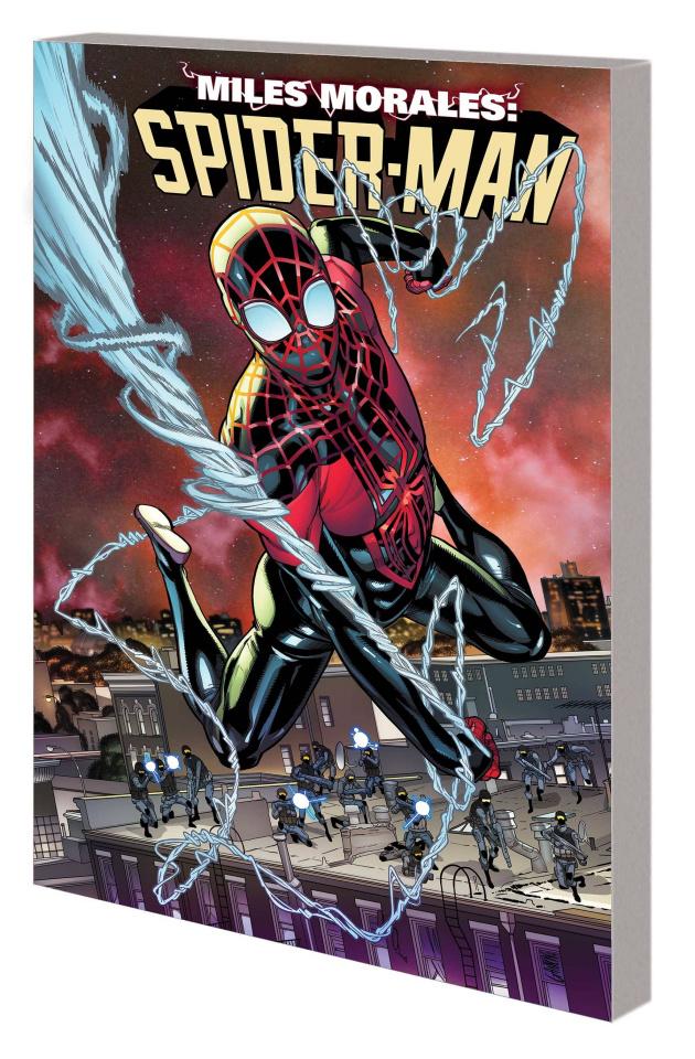 Miles Morales: Spider-Man Vol. 4: Ultimatum