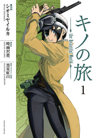 Kino's Journey: The Beautiful World Vol. 1