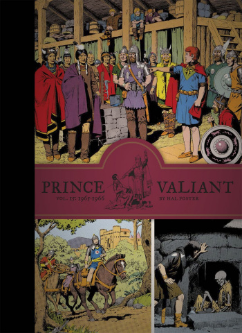 Prince Valiant Vol. 15: 1965-1966