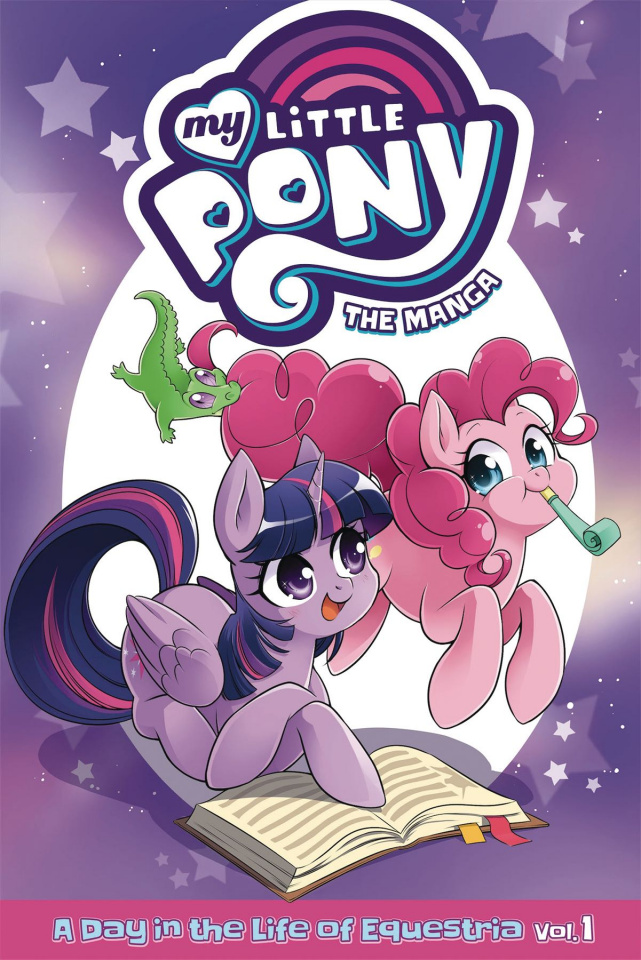 My Little Pony Vol. 1: A Day in the Life of Equestria