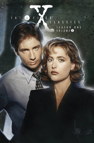 The X-Files Classics, Season One Vol. 2
