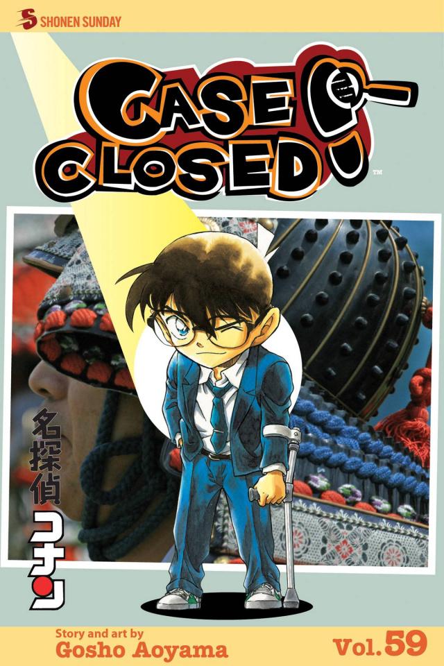 Case Closed Vol. 59
