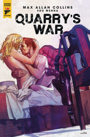 Quarry's War #4 (Chater Cover)