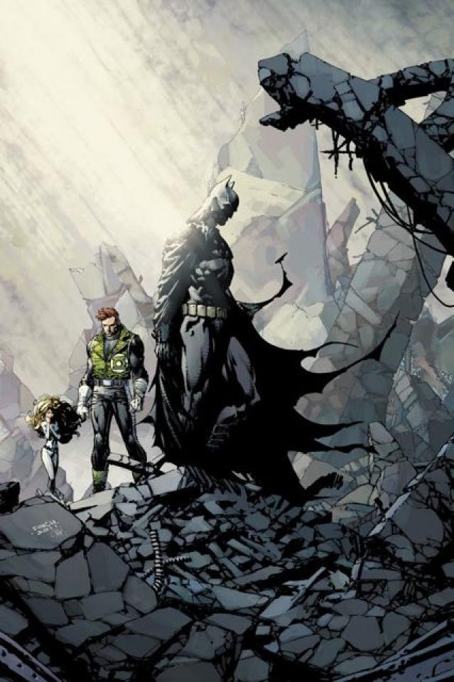Justice League International #3