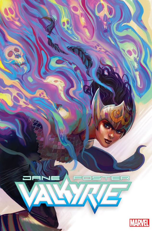 Jane Foster: Valkyrie #3 (Hans Cover)
