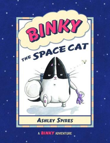 Binky Vol. 1: Space Cat