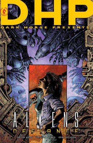Aliens: Defiance #1 (Nelson Cover)