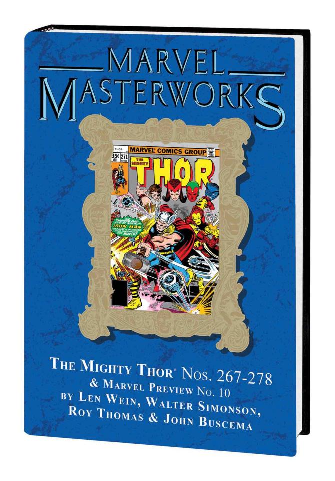 The Mighty Thor Vol. 17 (Marvel Masterworks)