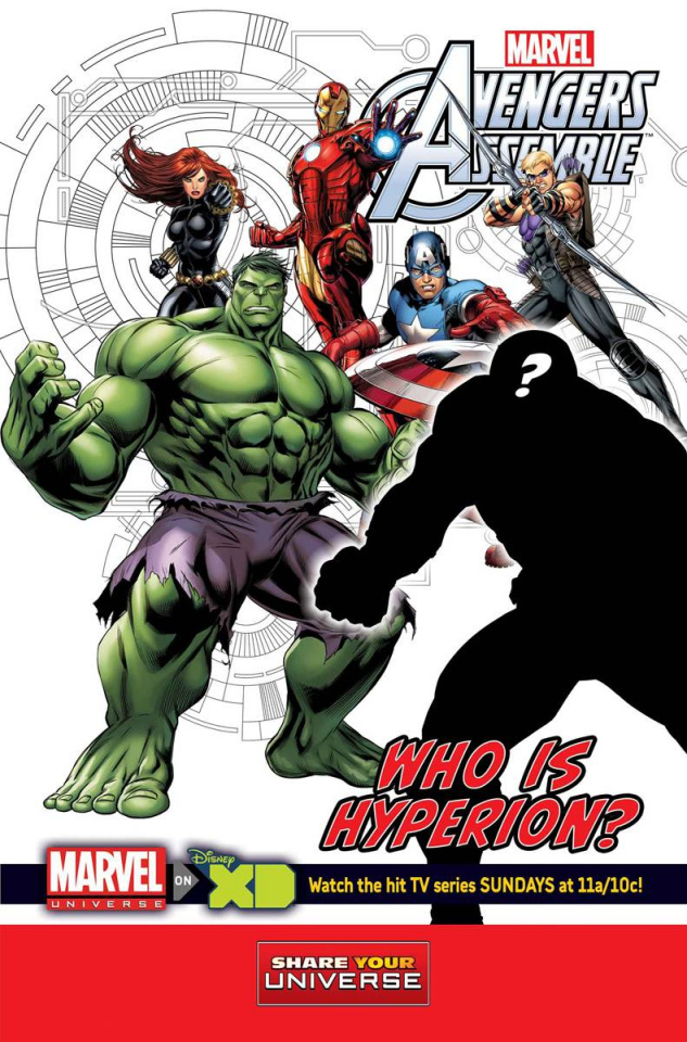 Marvel Universe: Avengers Assemble #8
