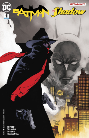 Batman / The Shadow #1 (Sale Cover)