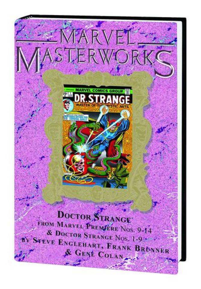 Marvel Masterworks: Doctor Strange Vol. 5