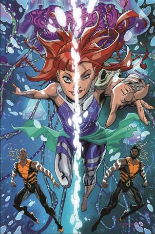 Future State: Aquaman #2 (Khary Randolph Card Stock Cover)