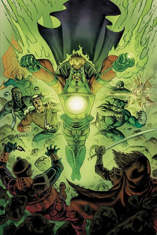 Justice Society of America #49