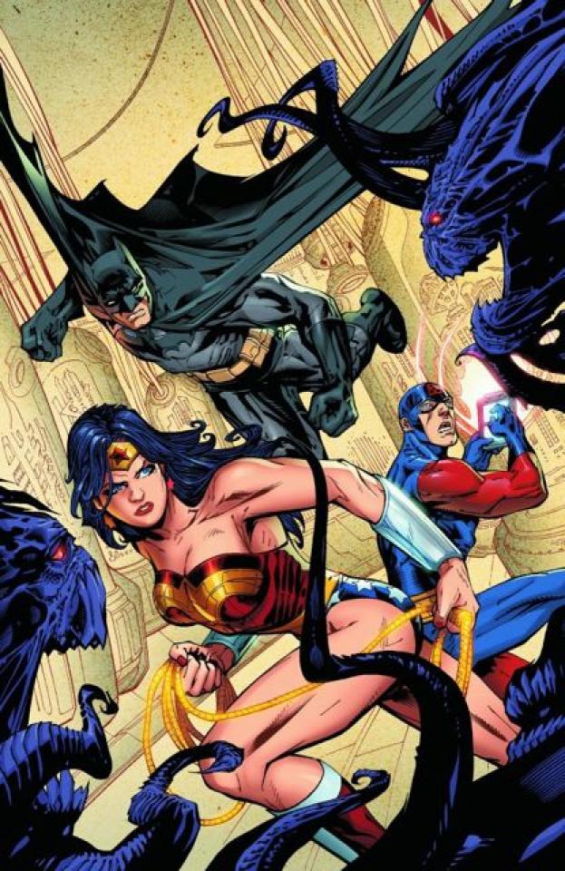 DC Universe: Online Legends #17