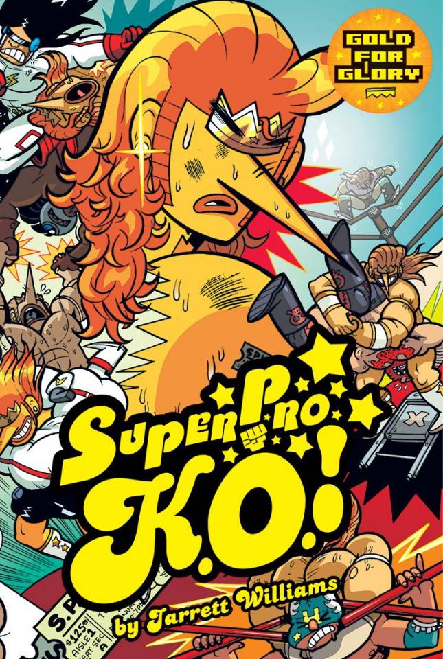 Super Pro K.O.! Vol. 3: Gold For Glory