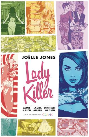 Lady Killer Vol. 1 (Library Edition)