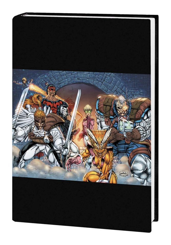 X-Force Omnibus Vol. 1