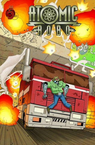 Atomic Robo: The Ghost of Station X #4