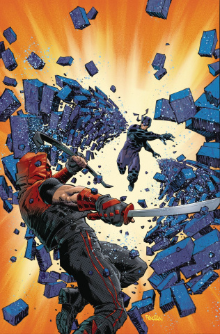 Red Hood: Outlaw #36: The Offer