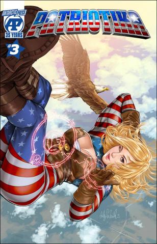Patriotika #3 (Chuck Cover)